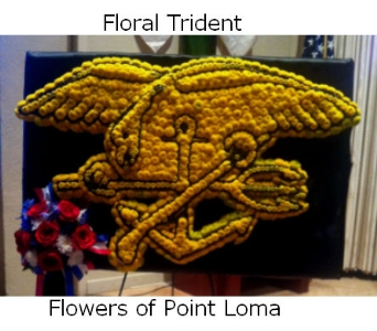 Seal-Trident in San Diego CA, Flowers Of Point Loma