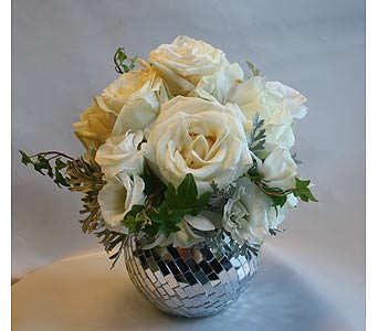 Just White 7 in Victoria BC, Fine Floral Designs