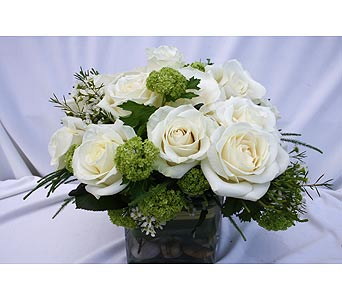 Just White 13 in Victoria BC, Fine Floral Designs