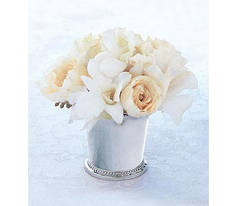 Ivory Julep Cup in Scranton PA, McCarthy Flower Shop<br>of Scranton