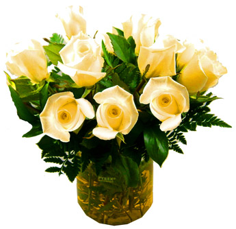 Aquatic Roses: Yellow in Scranton PA, McCarthy Flower Shop<br>of Scranton
