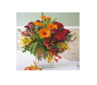 Autumn in the Lowcountry in Charleston SC, Tiger Lily Florist Inc.