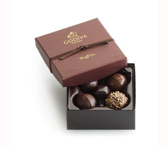 Signature Truffle Gift Box in Bayside NY, Bell Bay Florist