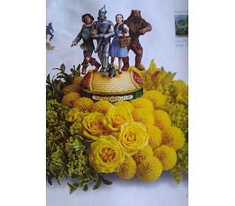 Wizard of Oz in Melbourne FL, Kreation's Florist & Gifts, Inc.