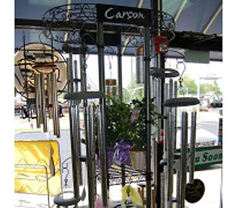 Carson Wind Chimes in Mayfield Heights OH, Mayfield Floral