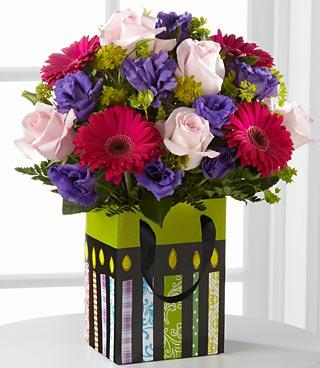 Perfect Birthday Gift in Jacksonville FL, Jacksonville Florist Inc