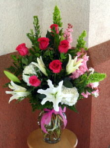 Romantic Rouge in Henderson NV, Beautiful Bouquet Florist
