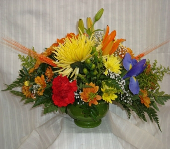 PETITES GIVE THANKS BOUQUET in Bellmore NY, Petite Florist