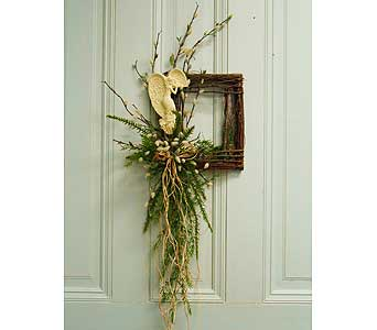 Angel Wreath in Crafton PA, Sisters Floral Designs