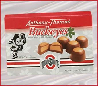 7.25 oz. (12 pc Buckeyes) in Columbus OH, OSUFLOWERS .COM