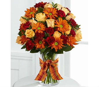 The FTD� Golden Autumn� Bouquet in Birmingham AL, Norton's Florist