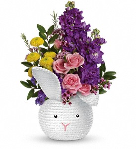 Hoppy Easter Bouquet by Teleflora in Columbus OH, OSUFLOWERS .COM