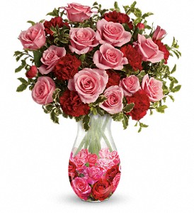 I'm Yours Bouquet by Teleflora in Palos Heights IL, Chalet Florist