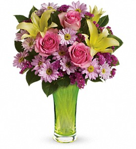 Teleflora's Bring On Spring Bouquet in 310 N Vine Street ON, Vine Floral