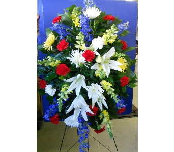 American Pride in Nashville TN, Emma's Flowers & Gifts, Inc.