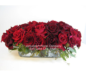 Huddart Divine Rose Bouquet in Salt Lake City UT, Huddart Floral