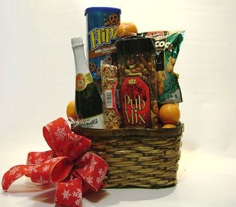 Holiday Party Gift Basket in Herndon VA, Herndon Florist, Inc