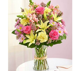 Fields of Europe� for Mom in Arlington VA, Twin Towers Florist