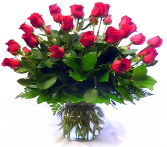 Three dozen Premium red roses. in Newport News VA, Pollards Florist