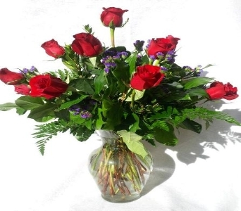One Dozen Red Roses in Phoenix AZ, Foothills Floral Gallery
