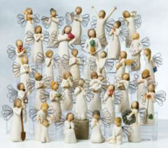 Willow Tree Angels in Kingsport TN, Holston Florist Shop Inc.