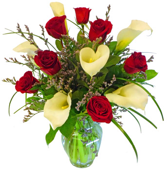 On the Lips of Love  in Newport News VA, Pollards Florist