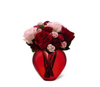 The My Heart to Yours� Rose Bouquet by FTD�  in Concord CA, Jory's Flowers