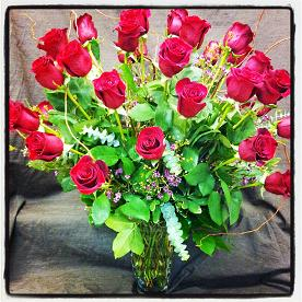 3 doz premium roses in Bothell WA, The Bothell Florist
