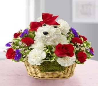 LOVE PUPS HER in Yelm WA, Yelm Floral
