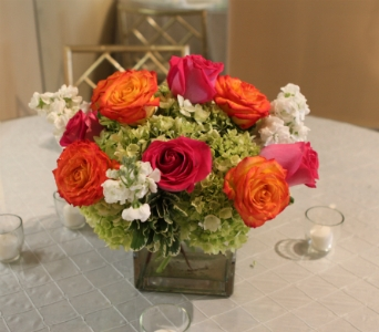 Modern and Vibrant in Mamaroneck NY, Arcadia Floral Co.
