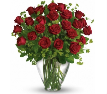 My Love, 24 red roses in Scarborough ON, Helen Blakey Flowers