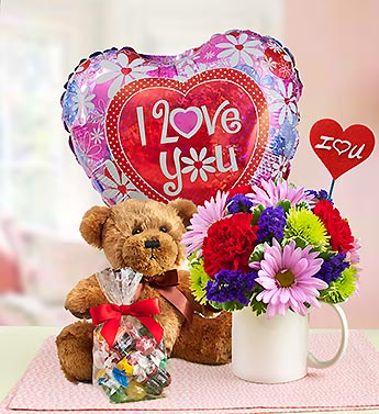Mugable� to Say I Love You in Chambersburg PA, All Occasion Florist
