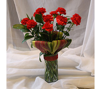 Love of Carnations in Victoria BC, Fine Floral Designs