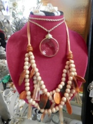 Custom Necklace in Gautier MS, Flower Patch Florist & Gifts