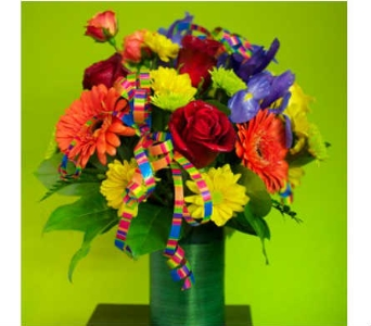 Birthday Party Bouquet in Syracuse NY, Westcott Florist, Inc.