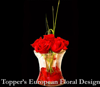 Double Trouble in Seattle WA, Topper's European Floral Design
