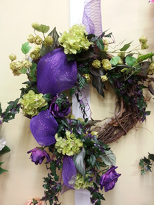 Assorted Wreath 1 in Madisonville KY, Exotic Florist & Gifts