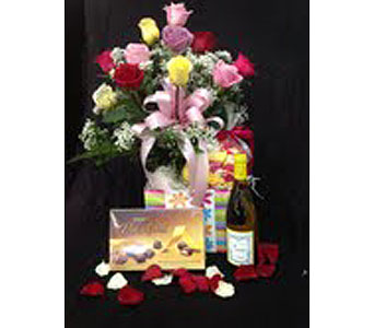 Romance Package in Flint MI, Royal Gardens
