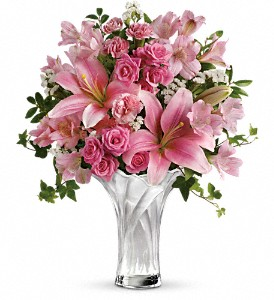 Teleflora's Celebrate Mom Bouquet in Sunnyvale CA, Essence Flowers