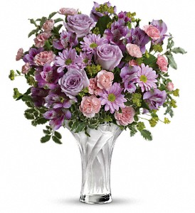 Teleflora's Isn't She Lovely Bouquet in Largo FL, Rose Garden Flowers & Gifts, Inc
