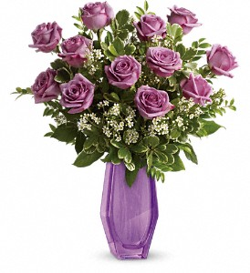 Teleflora's Simply Exquisite Bouquet in San Antonio TX, The Village Florist