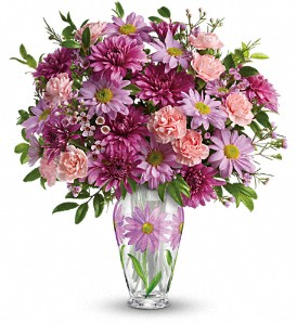 Teleflora's Sweet As Can Be Bouquet in Providence RI, Check The Florist