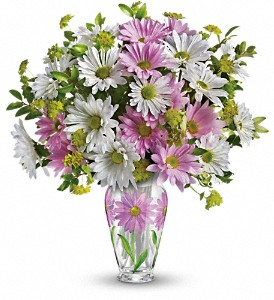 Teleflora's Sweet Blossoms Bouquet in Sunnyvale CA, Essence Flowers