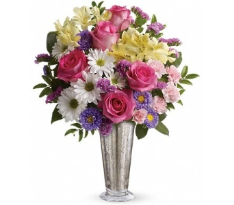 Smile And Shine Bouquet in Norristown PA, Plaza Flowers