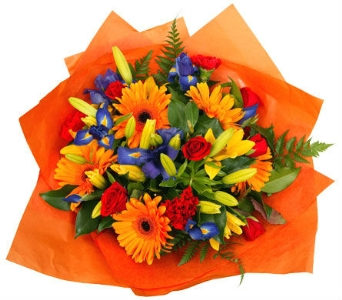 Birthday Flowers In Flower Delivery Britain Petals