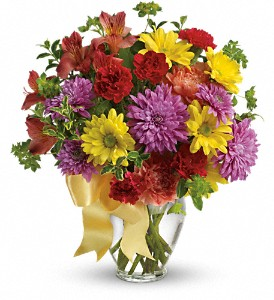 Color Me Yours Bouquet in Peoria IL, Flowers & Friends Florist