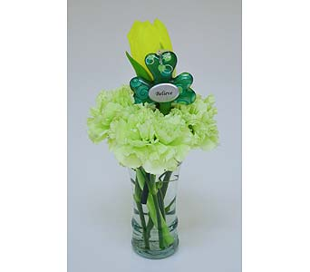 Shamrock in Indianapolis IN, Gillespie Florists