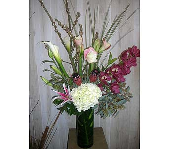 Once in a Lifetime in Dallas TX, Petals & Stems Florist