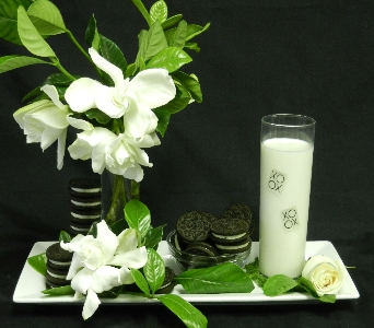 Cookies & Cream Dream in Albuquerque NM, Silver Springs Floral & Gift