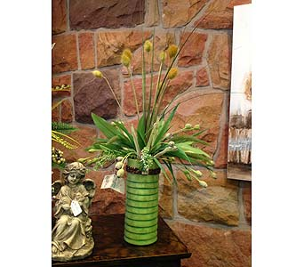 Eye Catching Vase in New Castle PA, Butz Flowers & Gifts